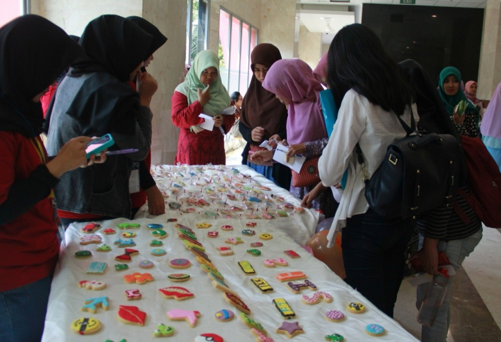 Cartoon's Day: Cake Decoration Exhibition