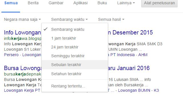 Optimasi Mesin Google