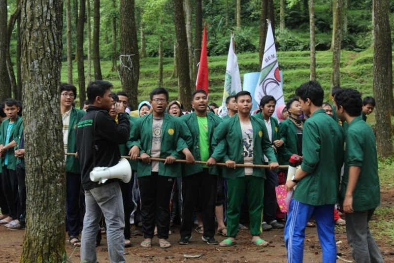 Sospol Advanture Camp UNJ 2015