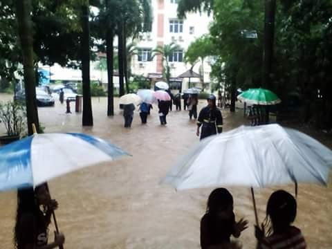 unj payung