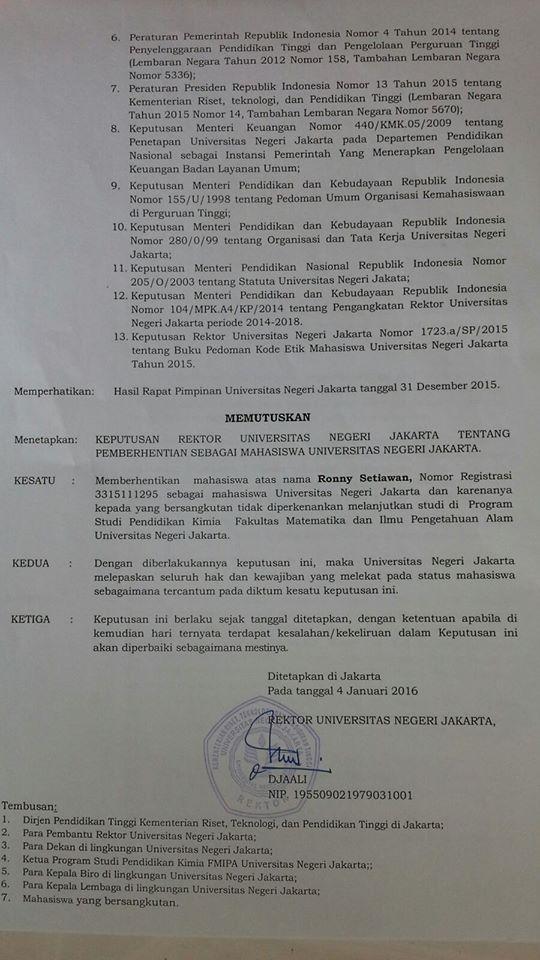 SK Rektor DO Mahasiswa 1