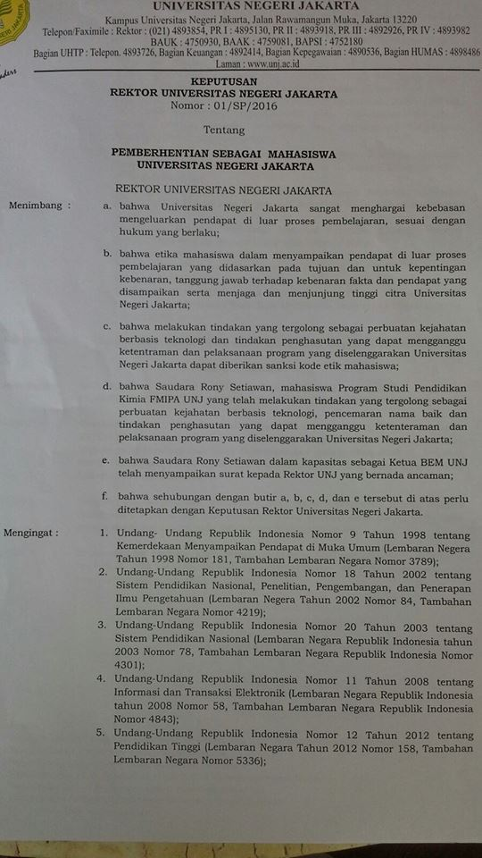 SK Rektor DO Mahasiswa 2