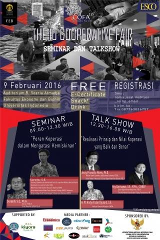 Poster Seminar COFA