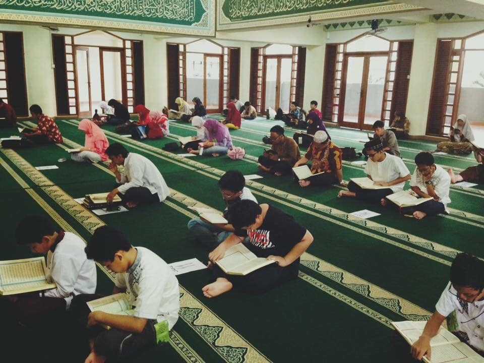 Masjid Labschool