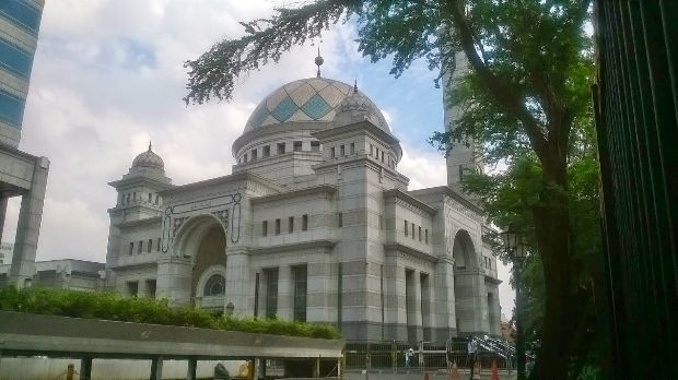 masjid BI