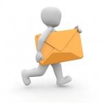 cara backup skripsi email