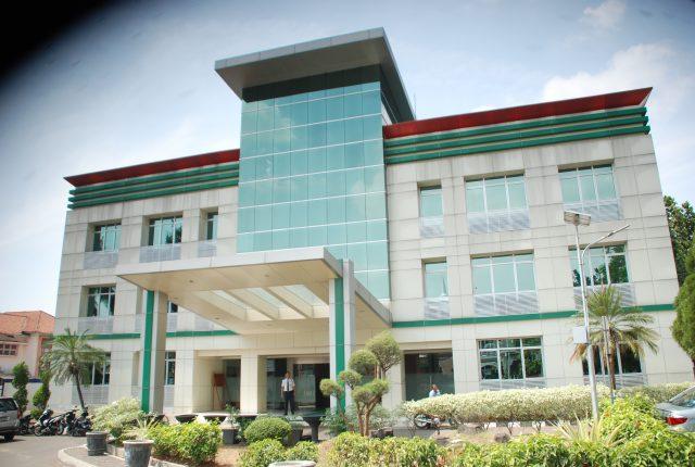 Gedung Rektorat UNJ