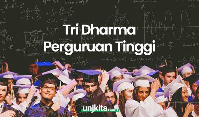 Tri Dharma Perguruan Tinggi Universitas