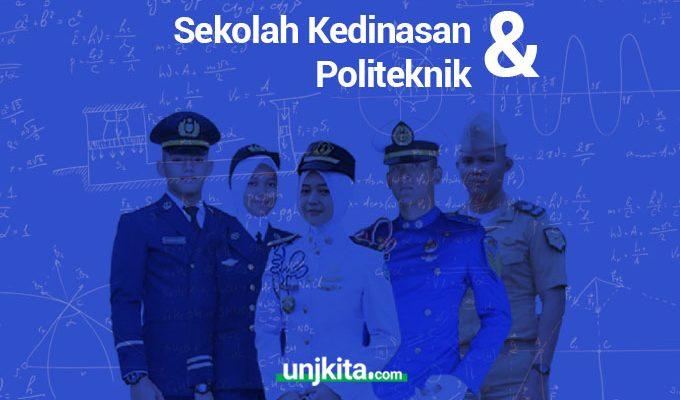 sekolah kedinasan di indonesia politeknik