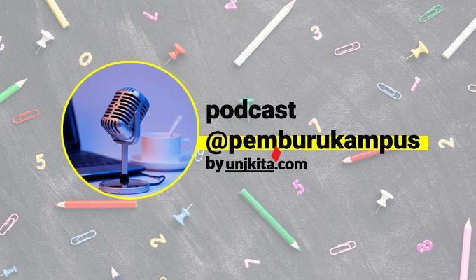 Podcast Pemburu Kampus UNJ KITA
